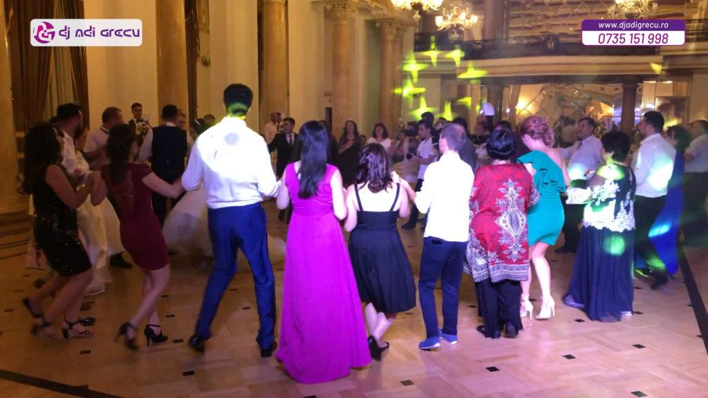 DJ nunta Casa Armatei Brasov