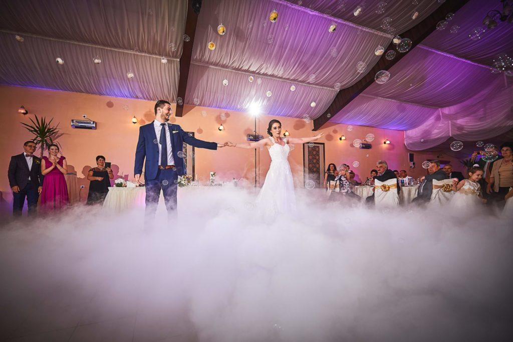 Gheata carbonica nunta Brasov